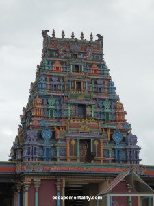 Temple in Nadi town