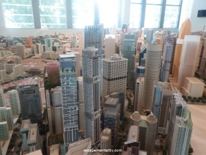 Sigapore City Gallery model